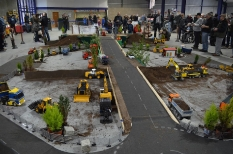 Plant & Construction Machinery Show 2015